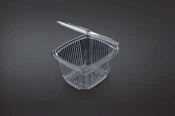 Rectangular Leakproof Container