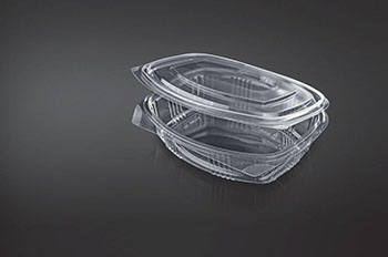 Oval Leakproof Container